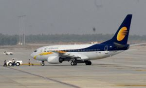 Boeing 737 was struck on approach to Mumbai