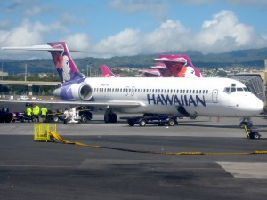 Hawaiian Airlines Boeing 717-200