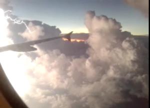 Lightning Strike, Air Asia 01