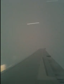MD-80 strike to wing, Dallas 03